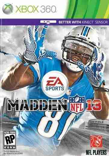 Descargar Madden 13 [English][Region Free][XDG3][RRoD] por Torrent